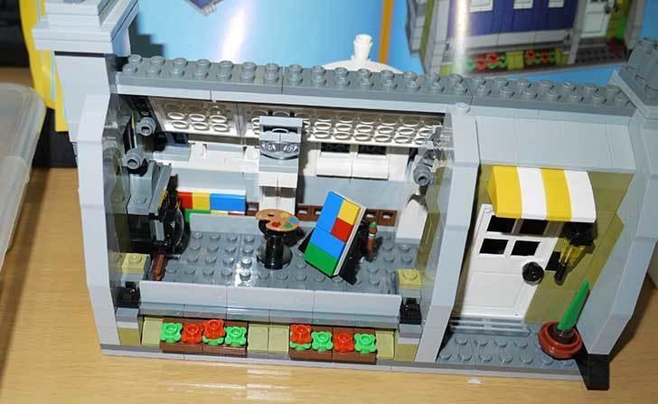 LEGO-10243-Parisian-Restaurant(パリジャンレストラン)作り始めた3-13.jpg