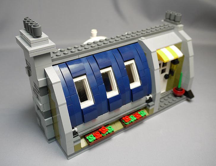 LEGO-10243-Parisian-Restaurant(パリジャンレストラン)作り始めた3-25.jpg