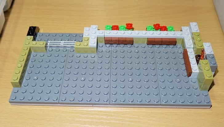 LEGO-10243-Parisian-Restaurant(パリジャンレストラン)作り始めた3-3.jpg