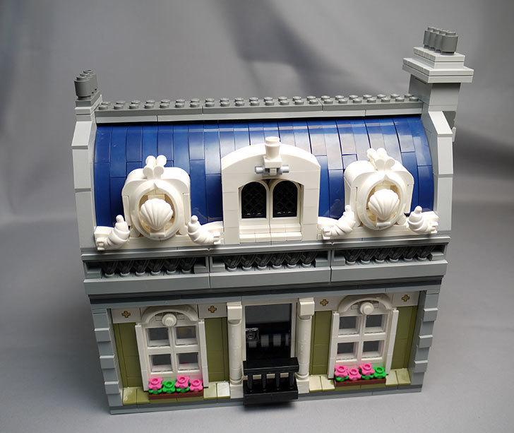 LEGO-10243-Parisian-Restaurant(パリジャンレストラン)作り始めた3-37.jpg