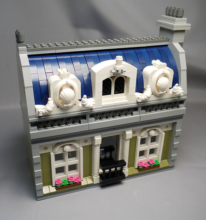 LEGO-10243-Parisian-Restaurant(パリジャンレストラン)作り始めた3-45.jpg