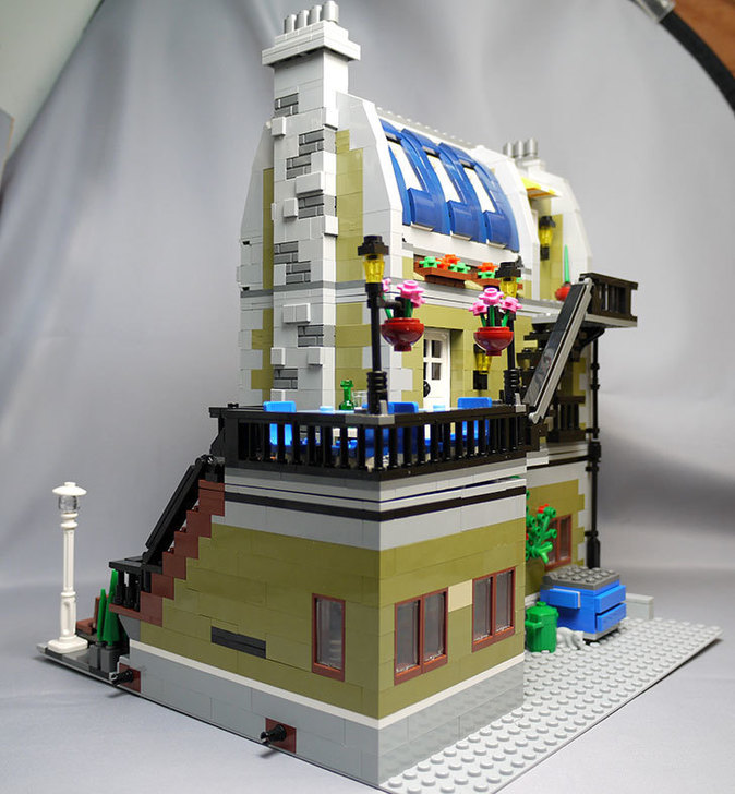 LEGO-10243-Parisian-Restaurant(パリジャンレストラン)作り始めた3-57.jpg