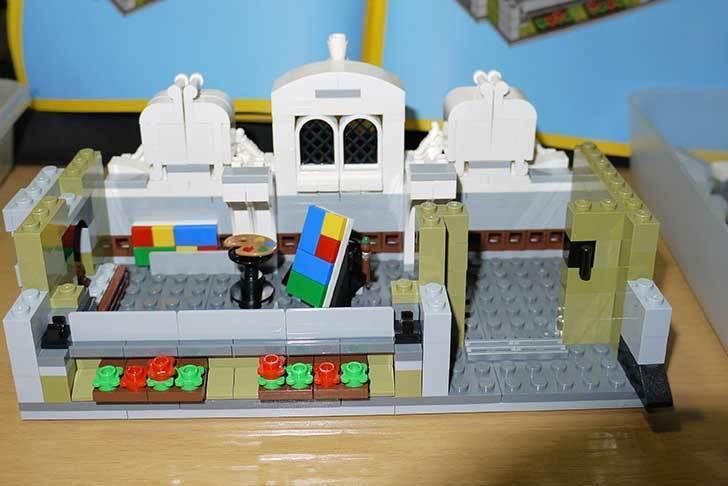 LEGO-10243-Parisian-Restaurant(パリジャンレストラン)作り始めた3-7.jpg