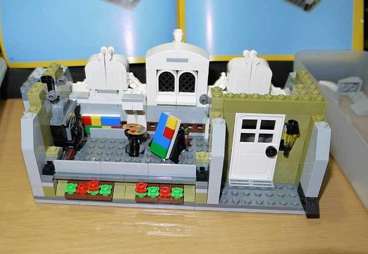 LEGO-10243-Parisian-Restaurant(パリジャンレストラン)作り始めた3-8.jpg