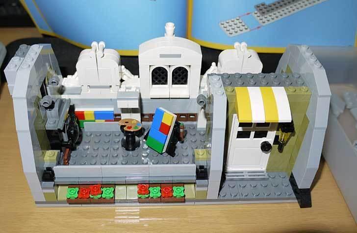 LEGO-10243-Parisian-Restaurant(パリジャンレストラン)作り始めた3-9.jpg