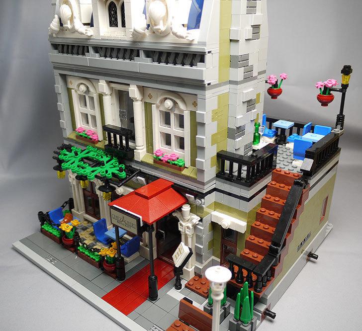 LEGO-10243-Parisian-Restaurant(パリジャンレストラン)作り始めた4-1.jpg