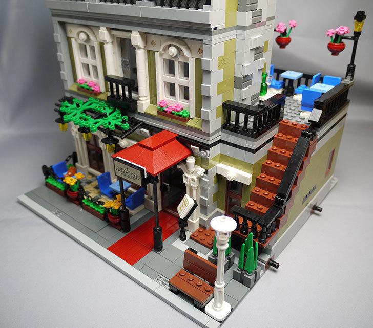 LEGO-10243-Parisian-Restaurant(パリジャンレストラン)作り始めた4-2.jpg