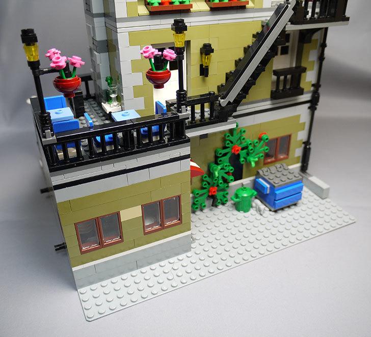 LEGO-10243-Parisian-Restaurant(パリジャンレストラン)作り始めた4-4.jpg