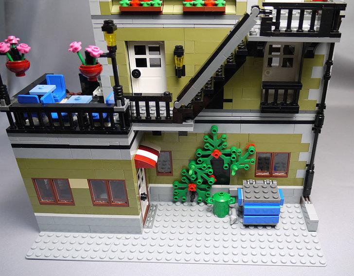 LEGO-10243-Parisian-Restaurant(パリジャンレストラン)作り始めた4-5.jpg