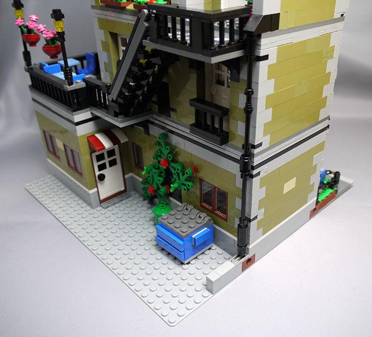 LEGO-10243-Parisian-Restaurant(パリジャンレストラン)作り始めた4-6.jpg