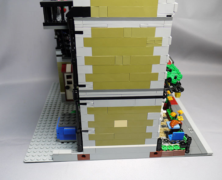 LEGO-10243-Parisian-Restaurant(パリジャンレストラン)作り始めた4-7.jpg