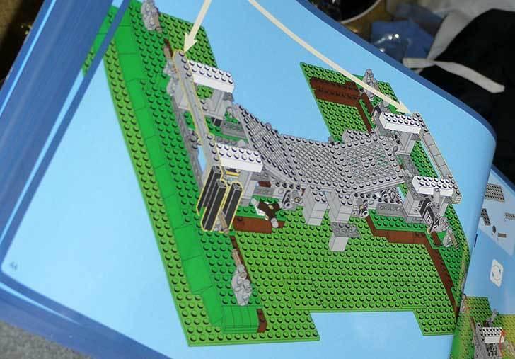 LEGO-10247-Ferris-Wheel-観覧車を作りはじめた2-2.jpg