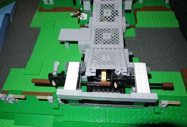 LEGO-10247-Ferris-Wheel-観覧車を作りはじめた2-4.jpg