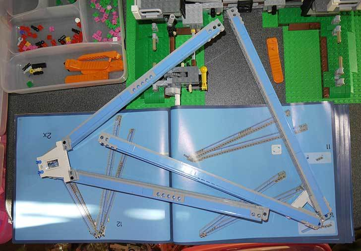 LEGO-10247-Ferris-Wheel-観覧車を作りはじめた3-18.jpg