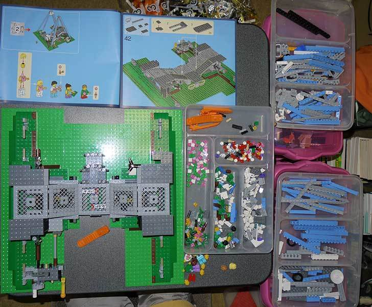 LEGO-10247-Ferris-Wheel-観覧車を作りはじめた3-2.jpg