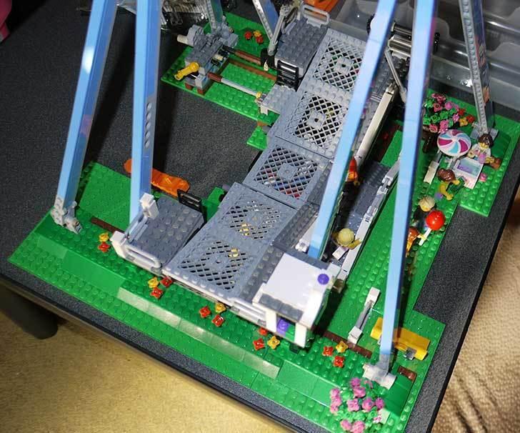 LEGO-10247-Ferris-Wheel-観覧車を作りはじめた3-42.jpg