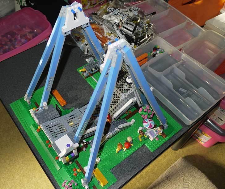 LEGO-10247-Ferris-Wheel-観覧車を作りはじめた3-43.jpg