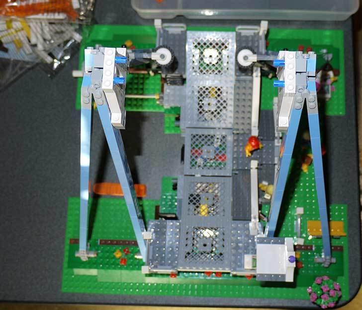 LEGO-10247-Ferris-Wheel-観覧車を作りはじめた3-44.jpg