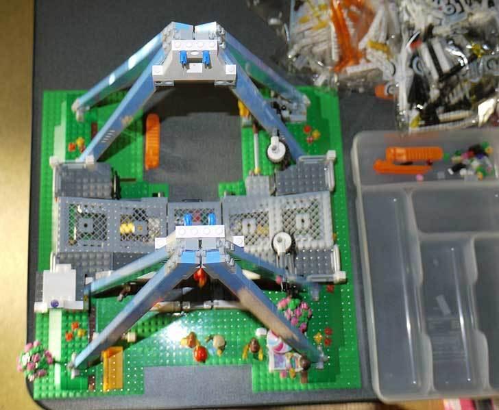 LEGO-10247-Ferris-Wheel-観覧車を作りはじめた3-45.jpg