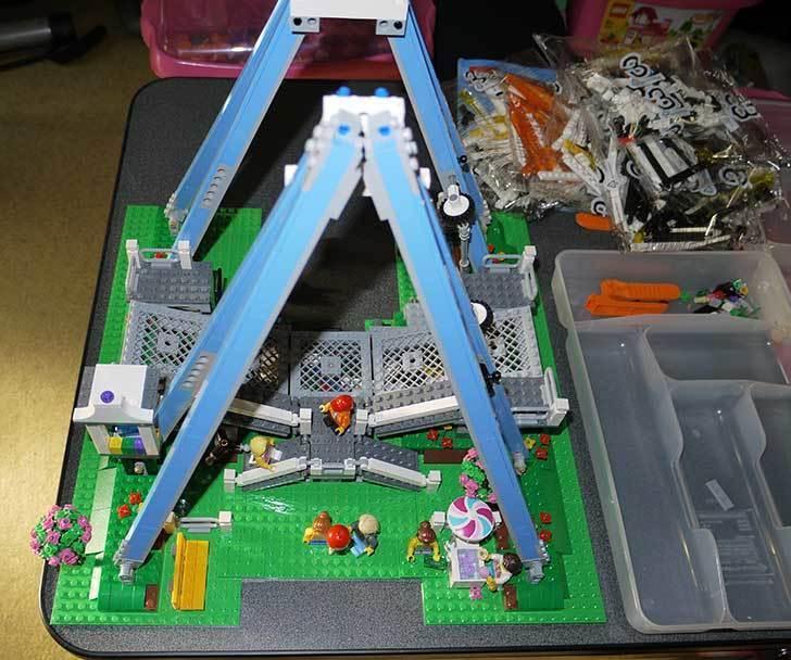 LEGO-10247-Ferris-Wheel-観覧車を作りはじめた3-46.jpg