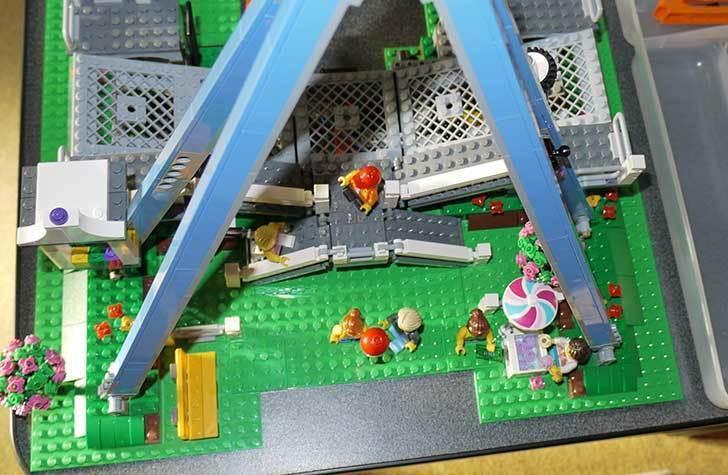 LEGO-10247-Ferris-Wheel-観覧車を作りはじめた3-47.jpg