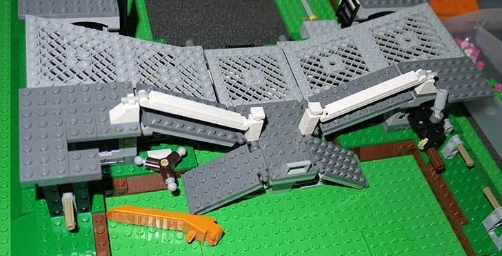 LEGO-10247-Ferris-Wheel-観覧車を作りはじめた3-5.jpg