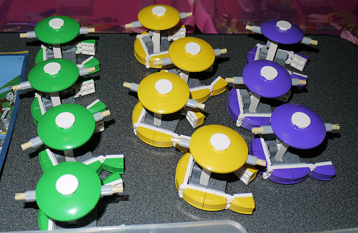 LEGO-10247-Ferris-Wheel-観覧車を作りはじめた5-1.jpg