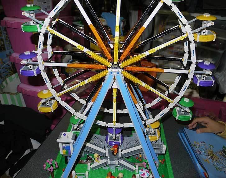 LEGO-10247-Ferris-Wheel-観覧車を作りはじめた5-18.jpg