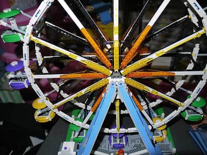 LEGO-10247-Ferris-Wheel-観覧車を作りはじめた5-21.jpg