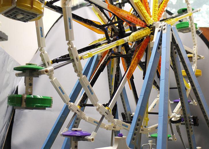 LEGO-10247-Ferris-Wheel-観覧車を作りはじめた6-10.jpg