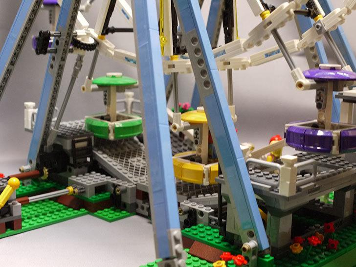 LEGO-10247-Ferris-Wheel-観覧車を作りはじめた6-14.jpg