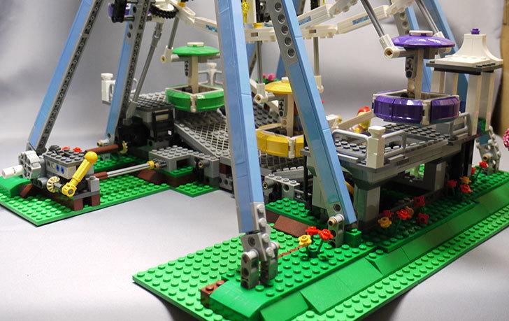 LEGO-10247-Ferris-Wheel-観覧車を作りはじめた6-15.jpg
