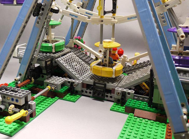 LEGO-10247-Ferris-Wheel-観覧車を作りはじめた6-23.jpg