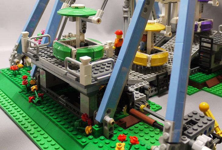 LEGO-10247-Ferris-Wheel-観覧車を作りはじめた6-25.jpg
