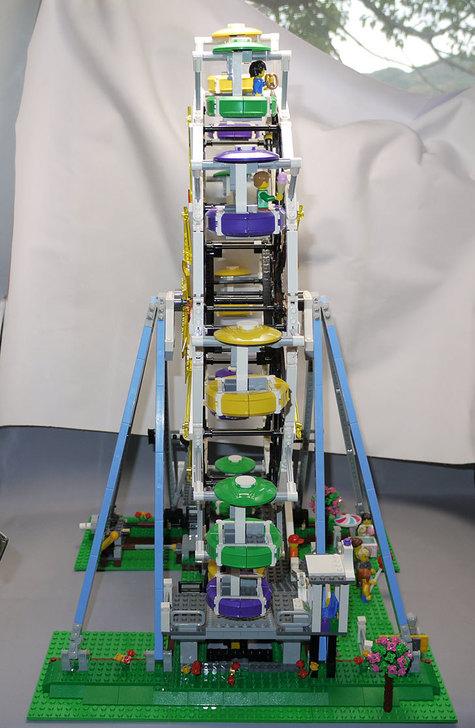 LEGO-10247-Ferris-Wheel-観覧車を作りはじめた6-4.jpg