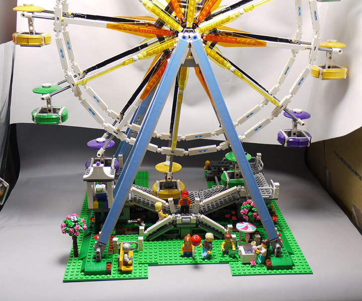 LEGO-10247-Ferris-Wheel-観覧車を作りはじめた6-5.jpg