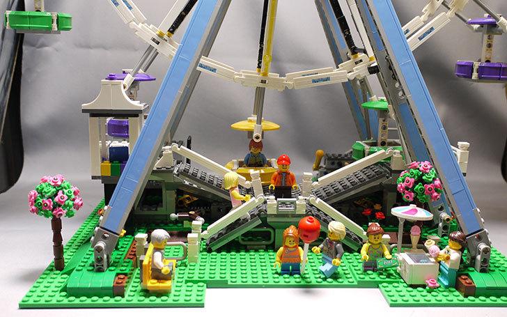 LEGO-10247-Ferris-Wheel-観覧車を作りはじめた6-7.jpg