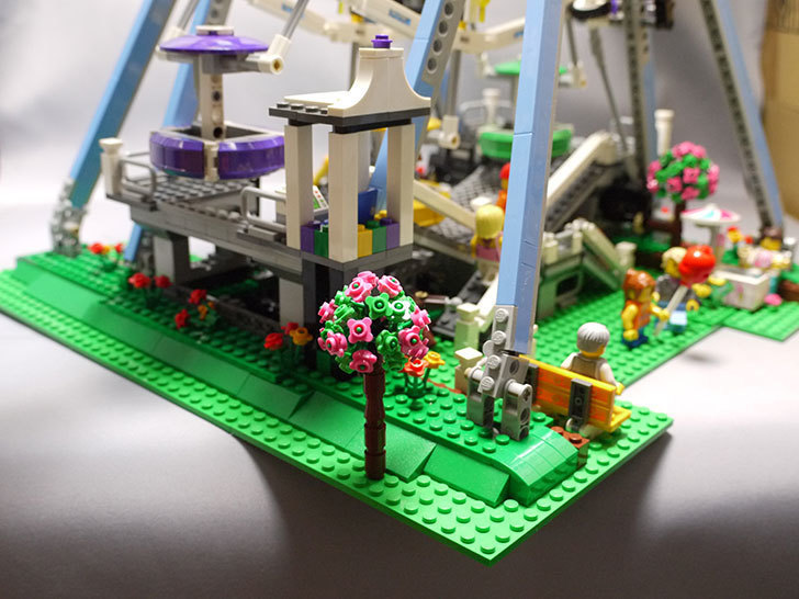 LEGO-10247-Ferris-Wheel-観覧車を作りはじめた6-8.jpg