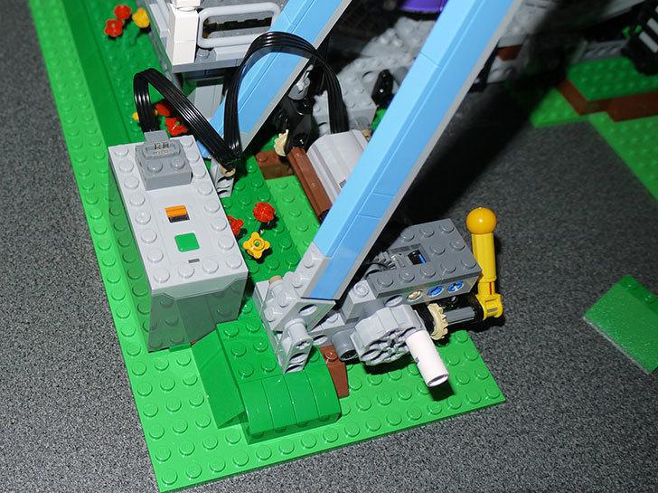 LEGO-10247-Ferris-Wheel-観覧車を作りはじめた7-1.jpg