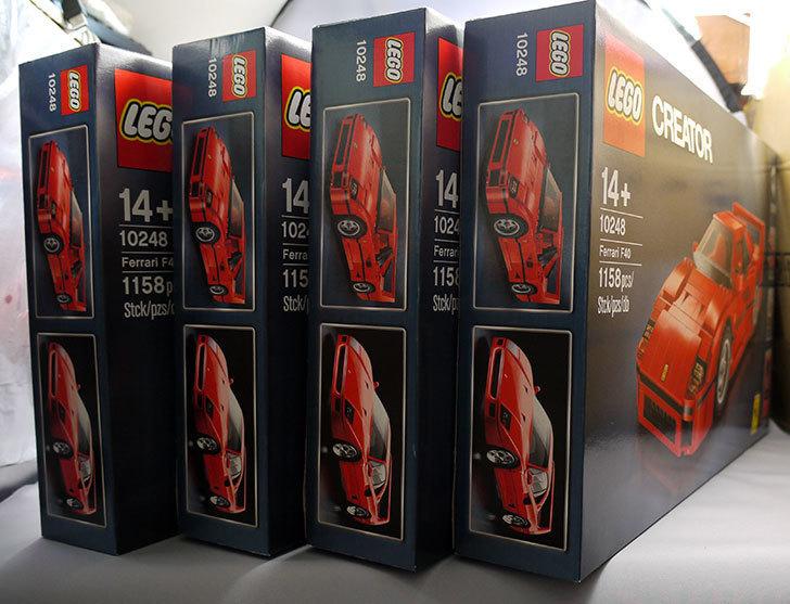 LEGO-10248-フェラーリF40を買って来た4-1.jpg