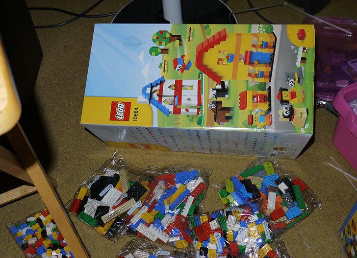 LEGO-10664-基本セット・タワーのパーツ整理をした1.jpg