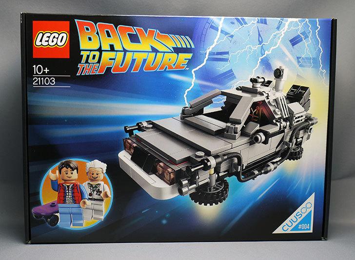 LEGO-21103-デロリアン・タイムマシンが来た1.jpg