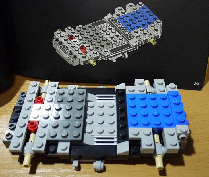 LEGO-21103-デロリアン・タイムマシンを作った11.jpg