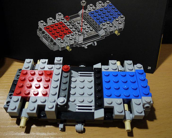 LEGO-21103-デロリアン・タイムマシンを作った12.jpg