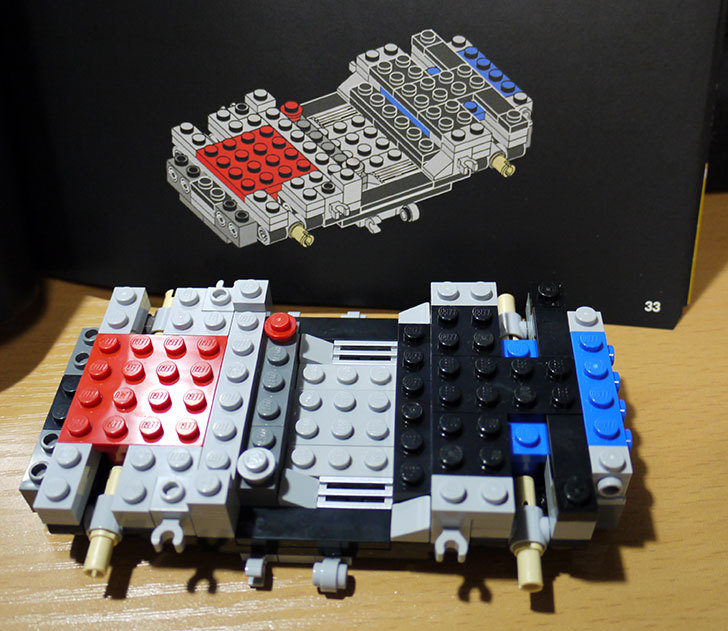 LEGO-21103-デロリアン・タイムマシンを作った13.jpg