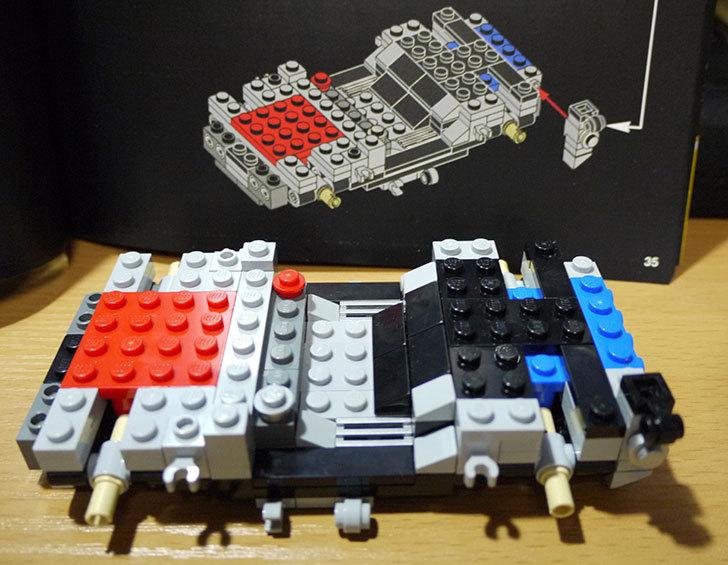 LEGO-21103-デロリアン・タイムマシンを作った15.jpg