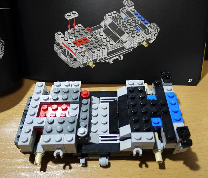 LEGO-21103-デロリアン・タイムマシンを作った16.jpg