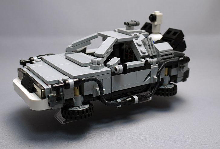 LEGO-21103-デロリアン・タイムマシンを作った2-10.jpg