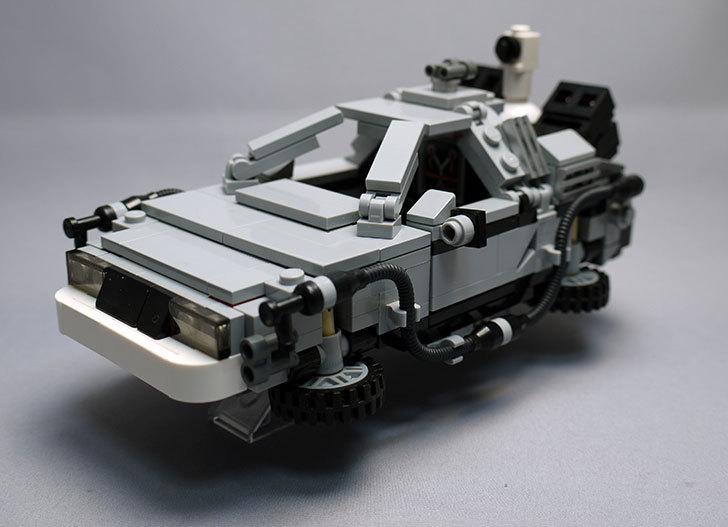LEGO-21103-デロリアン・タイムマシンを作った2-11.jpg