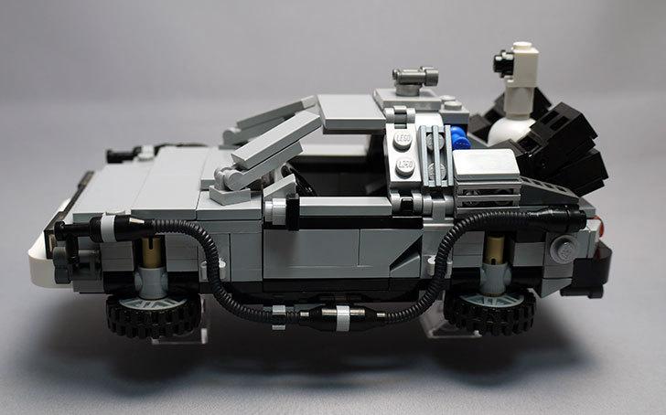 LEGO-21103-デロリアン・タイムマシンを作った2-12.jpg